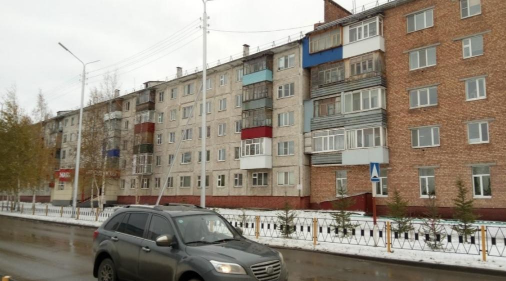 Ханты-Мансийский автономный округ, городской округ Нижневартовск, Нижневартовск, улица Нефтяников, 74